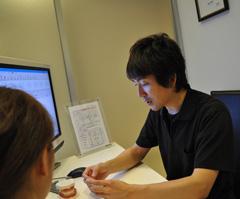 神戸市東灘区の歯医者さん 御影歯科クリニックのカウンセリング