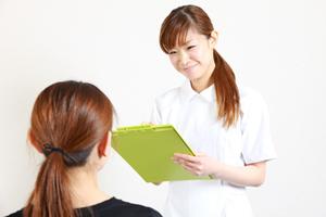 初診カウンセリング(問診)